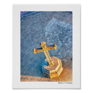 The Golden Cross of Granada - Small Poster