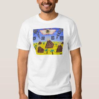 The Golden Disk T-shirt