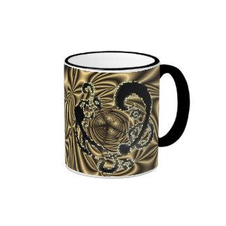 """The Golden Era""* Ringer Coffee Mug"