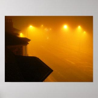 The Golden Fog Poster