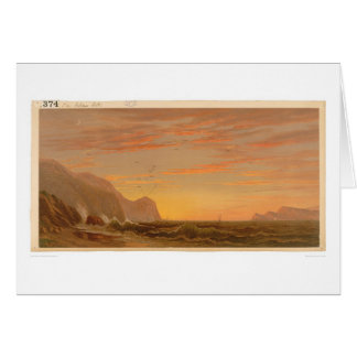 The Golden Gate (0643B) Greeting Cards