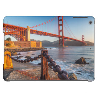 The Golden Gate Bridge From Fort Point Cover For iPad Air
