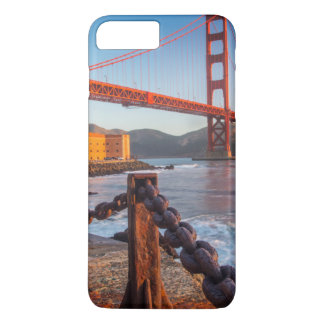 The Golden Gate Bridge From Fort Point iPhone 7 Plus Case