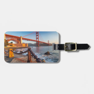 The Golden Gate Bridge From Fort Point Tag For Bags