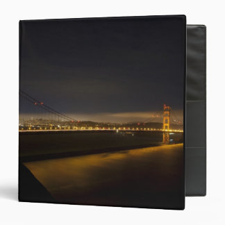 The Golden Gate Bridge from the Marin 2 3 Ring Binder