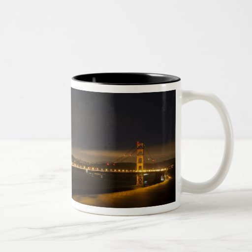 The Golden Gate Bridge from the Marin 2 Coffee Mug