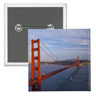 The Golden Gate Bridge from the Marin Pin