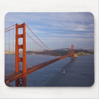 The Golden Gate Bridge from the Marin Mouse Pad