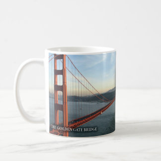 The Golden Gate Bridge Historical Mug