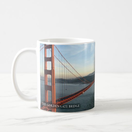 The Golden Gate Bridge Historical Mug