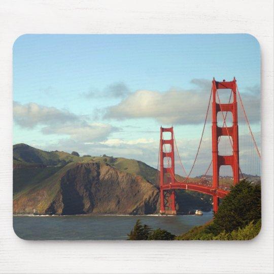 The Golden Gate Bridge Mouse Pad
