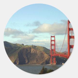 The Golden Gate Bridge Stickers