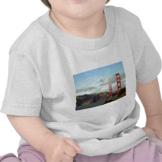 The Golden Gate Bridge T Shirts