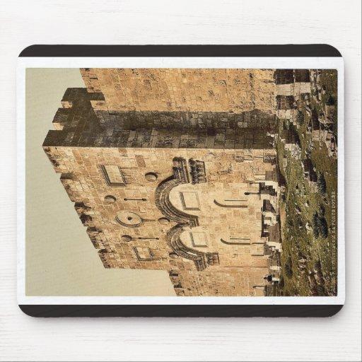 The Golden Gate (exterior), Jerusalem, Holy Land c Mousepads