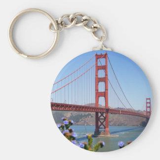 The Golden Gate Keychain