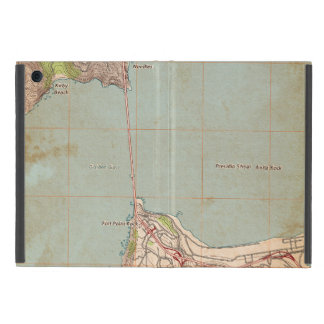 The Golden Gate Topographic Map iPad Mini Cover