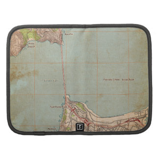 The Golden Gate Topographic Map Folio Planner