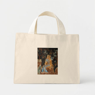 The Golden Hair Bag