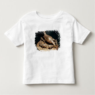 The Golden Hen and her Chicks Toddler T-shirt