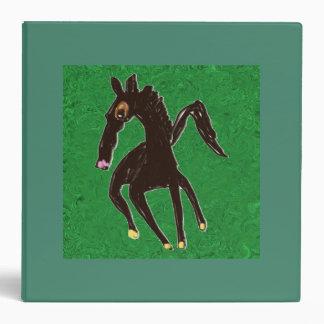 The Golden Hooved Horse Raynaldo Binder