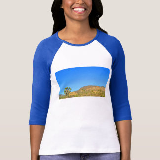 The Golden Hour At Joshua Tree T-Shirt