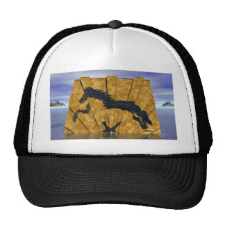 The Golden Icelandic Trucker Hats