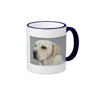 The Golden Labrador Ringer Mug