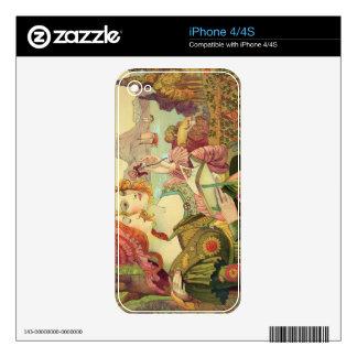 The Golden Legend 1897 from L Estampe Moderne Skin For The iPhone 4
