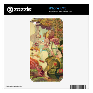 The Golden Legend, 1897, from 'L'Estampe Moderne', Skin For iPhone 4