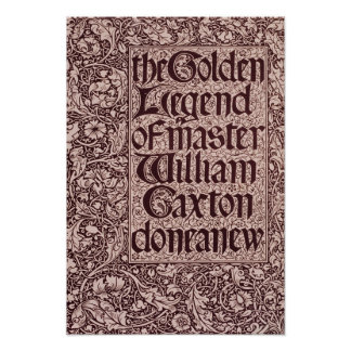 The Golden Legend Poster