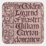 The Golden Legend Stickers