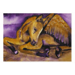 The Golden One ACEO Art Trading Cards Business Card