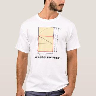 The Golden Rectangle (Mathematical Ratio) T-Shirt