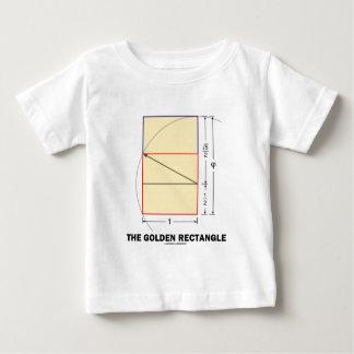 The Golden Rectangle (Mathematical Ratio) Tee Shirt