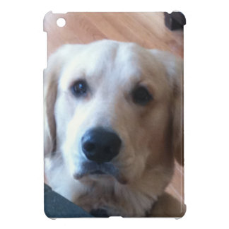 The Golden Retriever Cover Case For The iPad Mini