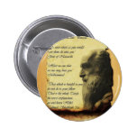 The Golden Rule according to three religions 2 Inch Round Button