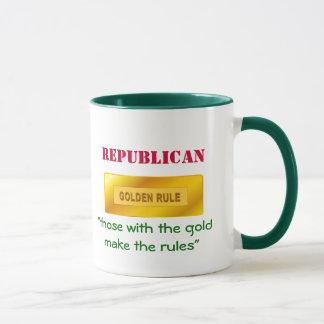 The Golden Rule - Mug