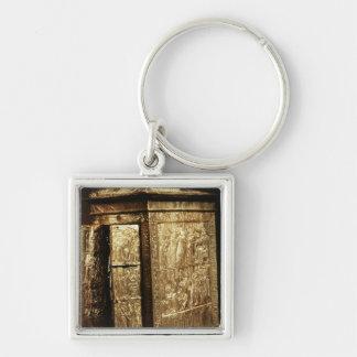The Golden Shrine of Tutankhamun  New Kingdom Keychain