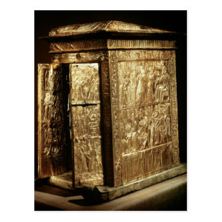 The Golden Shrine of Tutankhamun  New Kingdom Post Cards