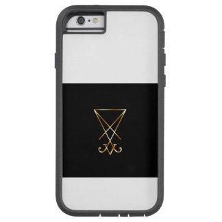 The golden sigil of Lucifer Tough Xtreme iPhone 6 Case
