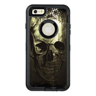 The Golden Skull Apple iPhone 6 Plus Case