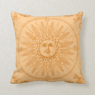 The Golden Smile Pillow