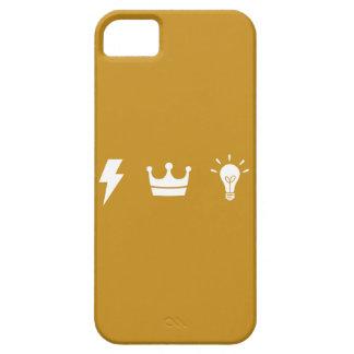 The Golden Trio 02 iPhone SE/5/5s Case