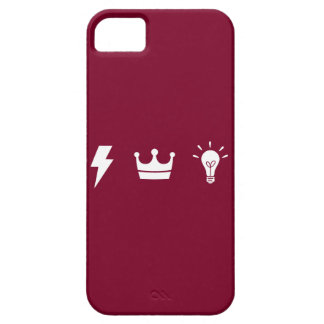 The Golden Trio 03 iPhone SE/5/5s Case