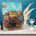 The Golden Wagon off the Potrero Ill SanFrancisco Display Plaques