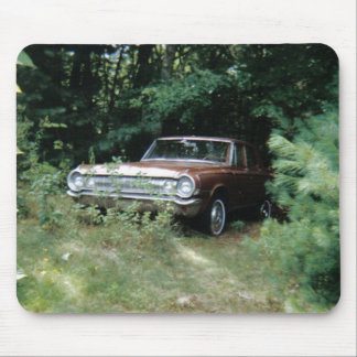 The Goldeneagle (1964 Dodge 330 Limited Edition) Mouse Pad