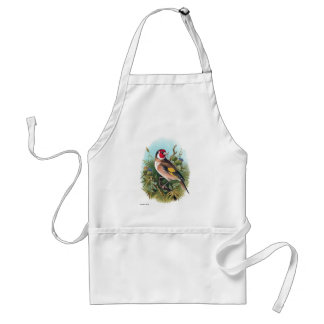 The Goldfinch Adult Apron