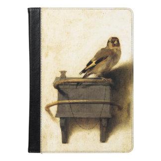 The Goldfinch by Carel Fabritius Fine Art iPad Air Case