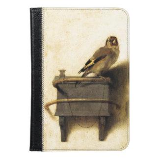 The Goldfinch by Carel Fabritius Fine Art iPad Mini Case