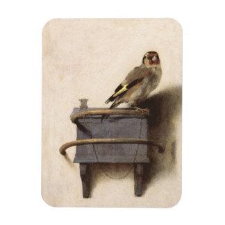 The Goldfinch Rectangular Photo Magnet